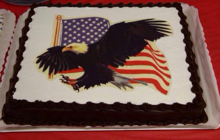 Walmart Eagle Scout Cake