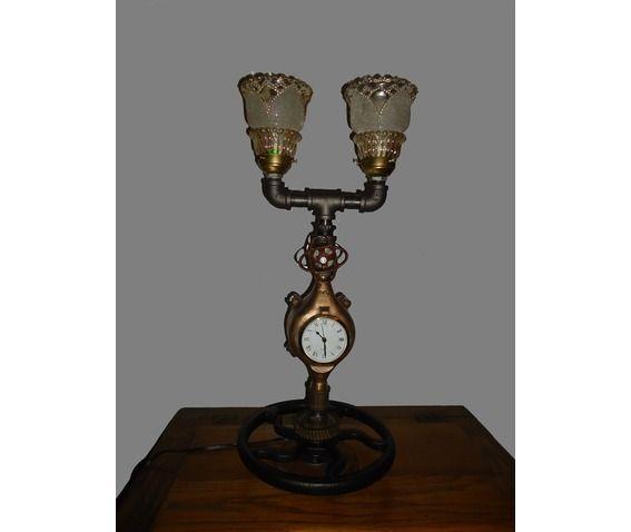 A Steampunk Custom Made Lamp Lamps Amp Light Fixtures