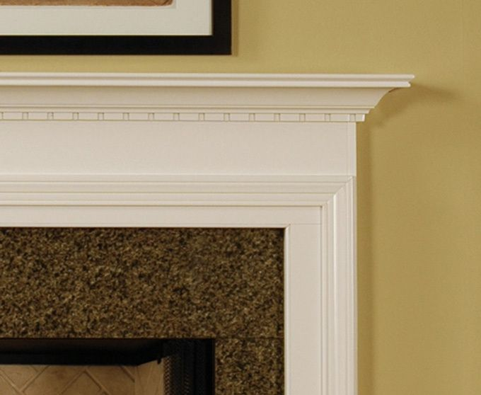 Fireplace Mantel Detail Design Surrounds Pinterest