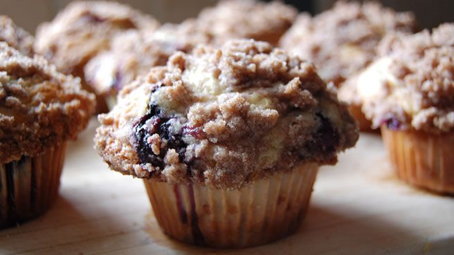 To Die For Blueberry Muffins | Sweet Desserts n Munchies | Pinterest