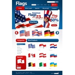 commercial flags