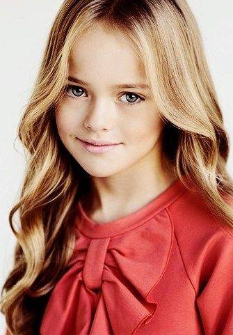Russian child model Kristina Pimenova. | Model | Pinterest