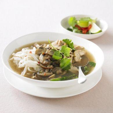 soup vegetarian chicken noodle soup ginger soy chicken noodle soup pho ...