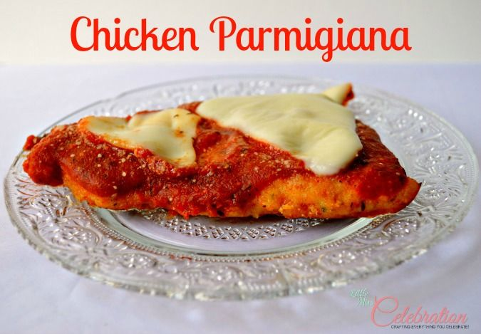 Chicken Parmigiana - Cheesy, delicious and even better the next day ...