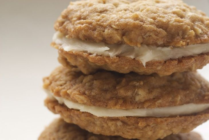 Oatmeal Cream Pies | COOKIES AND BARS | Pinterest
