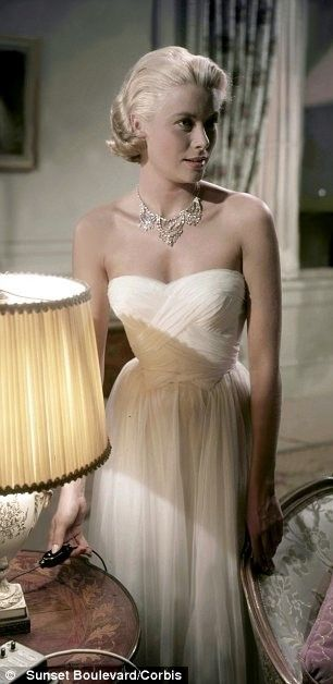 Grace Kelly. What are the chances I can find this dress?