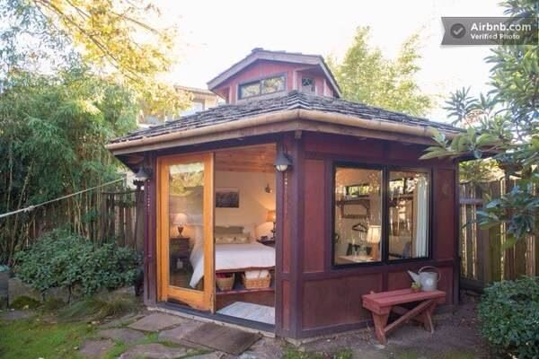 small guest house dream home pinterest