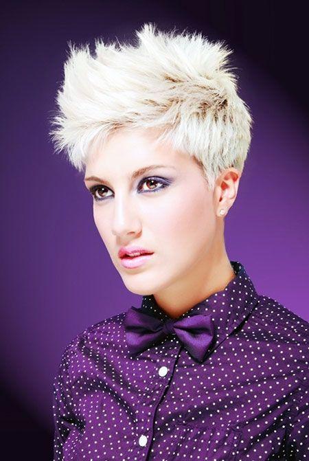Fantastic Spiky Pixie Cut | Hair styles | Pinterest