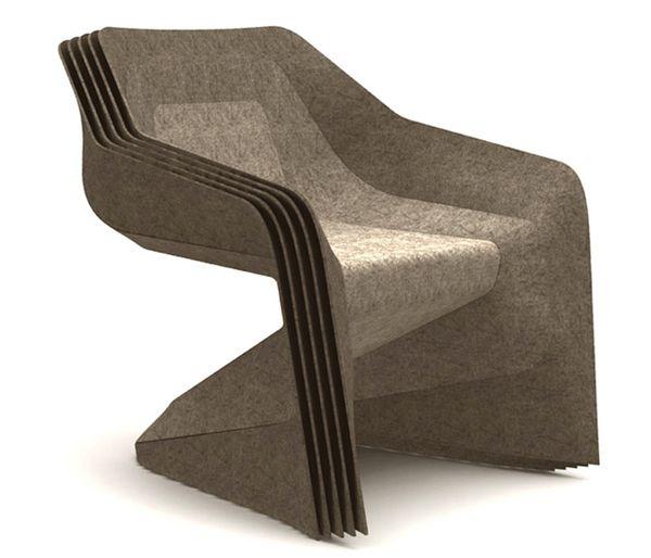 Werner Aisslinger - Hemp chair