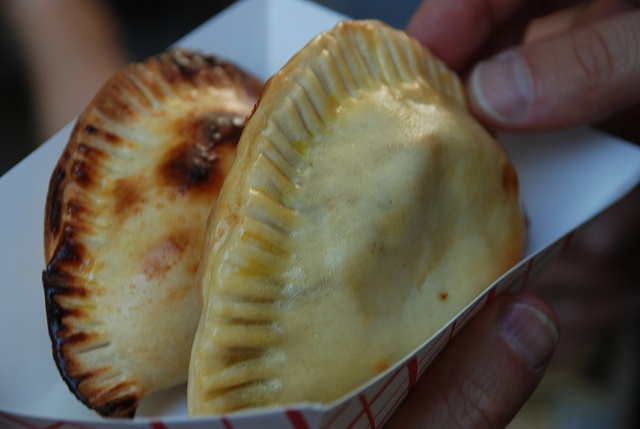 potato and chorizo empanadas | Awesome Recipes | Pinterest