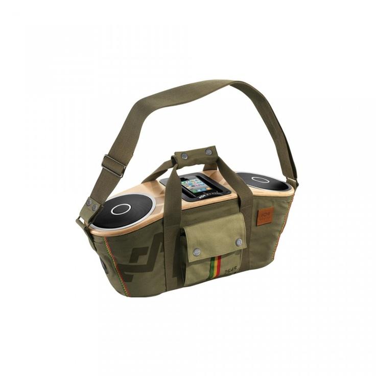 The House of Marley - Bag of Rhythm Portable Audio System