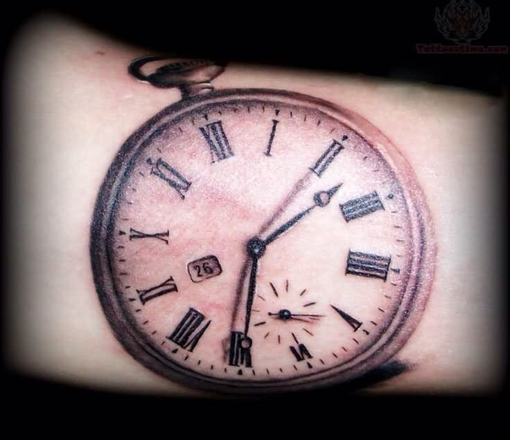 Pinterest discover and save creative ideas for Stop watch tattoos