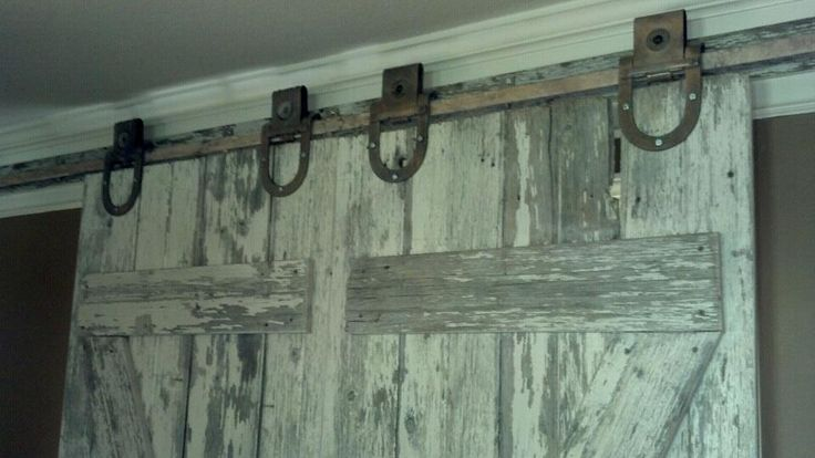 Pin by chris owings on barn wood doors on antique barn for Barn door window covering