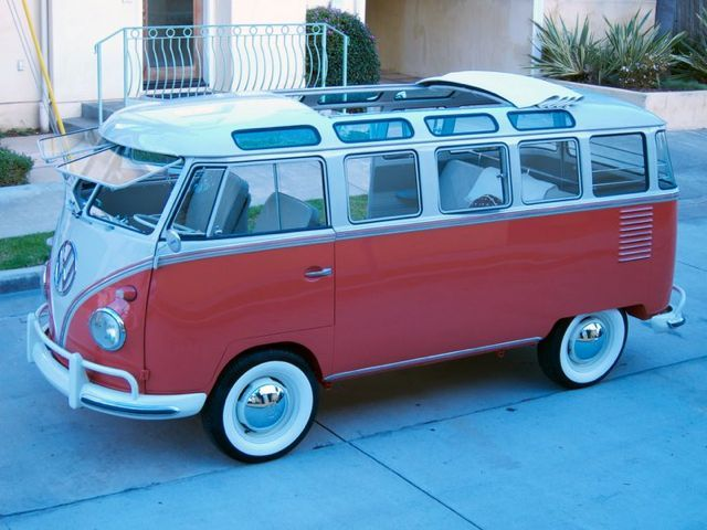 23 window deluxe vw bus autos post for 1963 vw samba t1 21 window split screen campervan