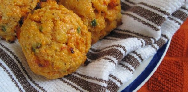... – Paleo Recipes – Shrimp and Jalapeno Sweet Potato Biscuits