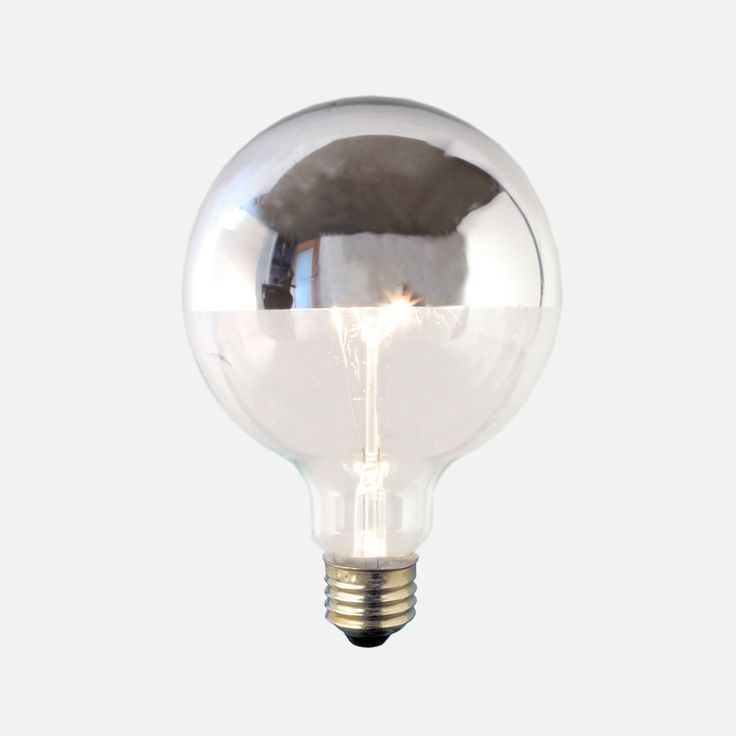 g40 silver tip bulb silver and chrome tip light bulbs schoolhouse. Black Bedroom Furniture Sets. Home Design Ideas