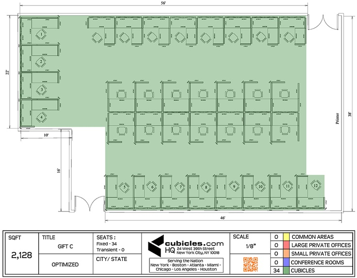 Pin By On Cubicle Layout Pinterest