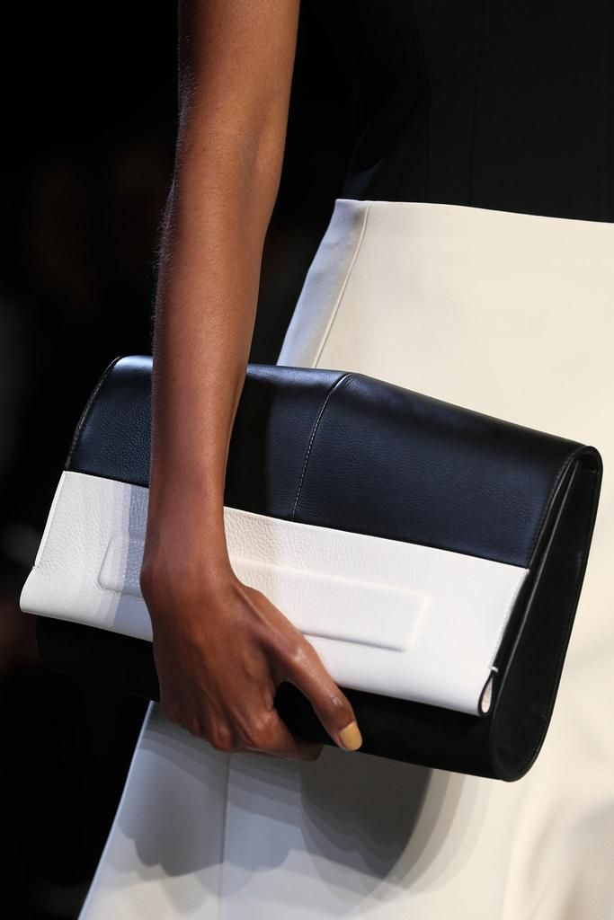 bags @ Narciso Rodriguez Spring 2015
