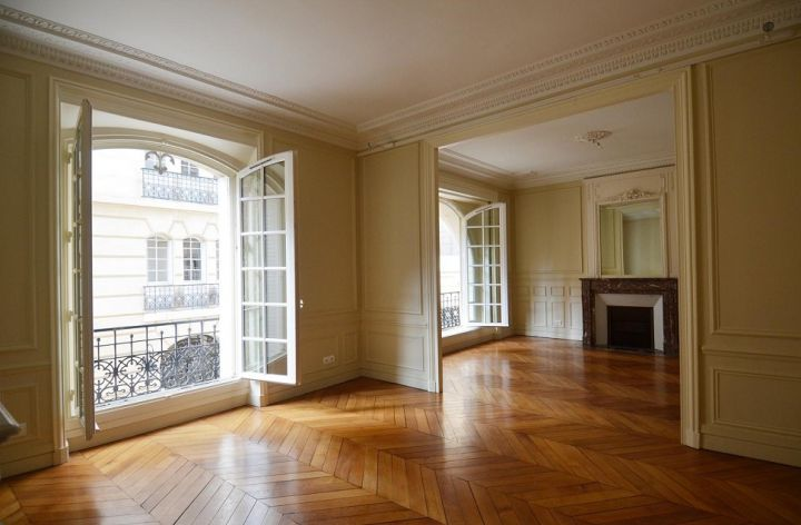 Paris apartment home sweet home pinterest for Wood floors in the new apartment