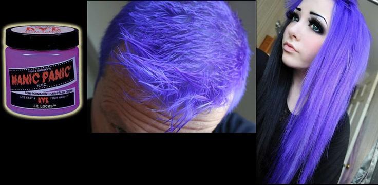 Pin by Well,Do,Ya,Punk!! on Hair Dye & Hair Color Chalk ...
