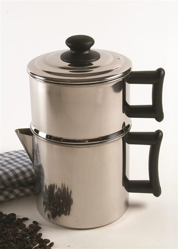 Electric Drip Coffee Maker History : Non-Electric Drip Coffee Maker