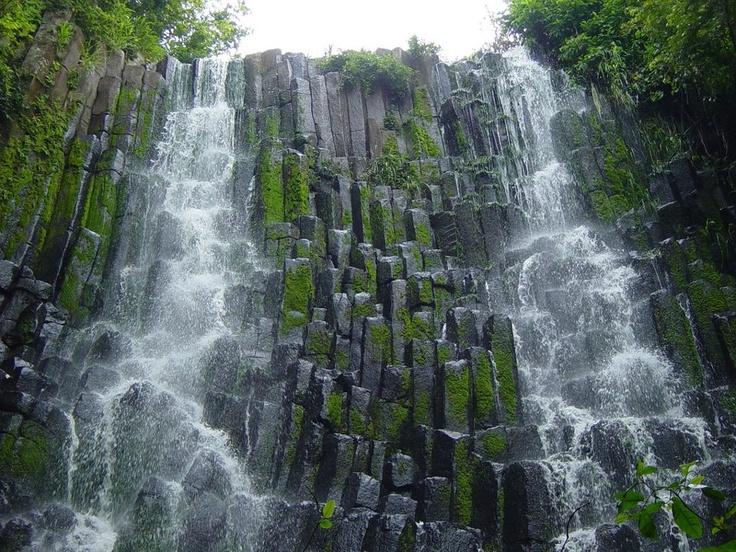 Los Tercios Waterfalls El Salvador The World Is Mine Pinterest
