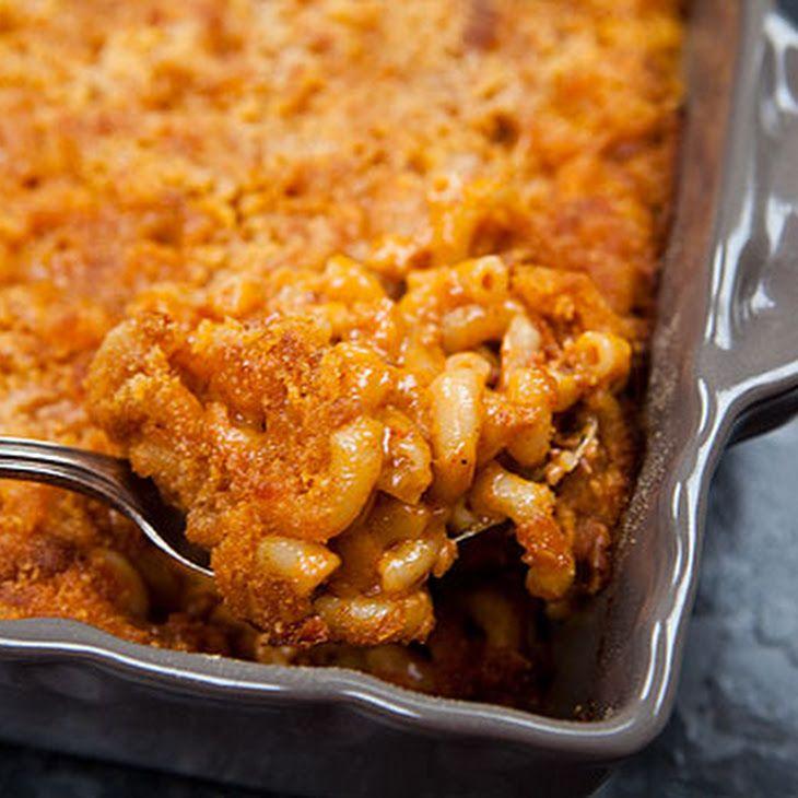 Chorizo Mac and Cheese Recipe | Food | Pinterest