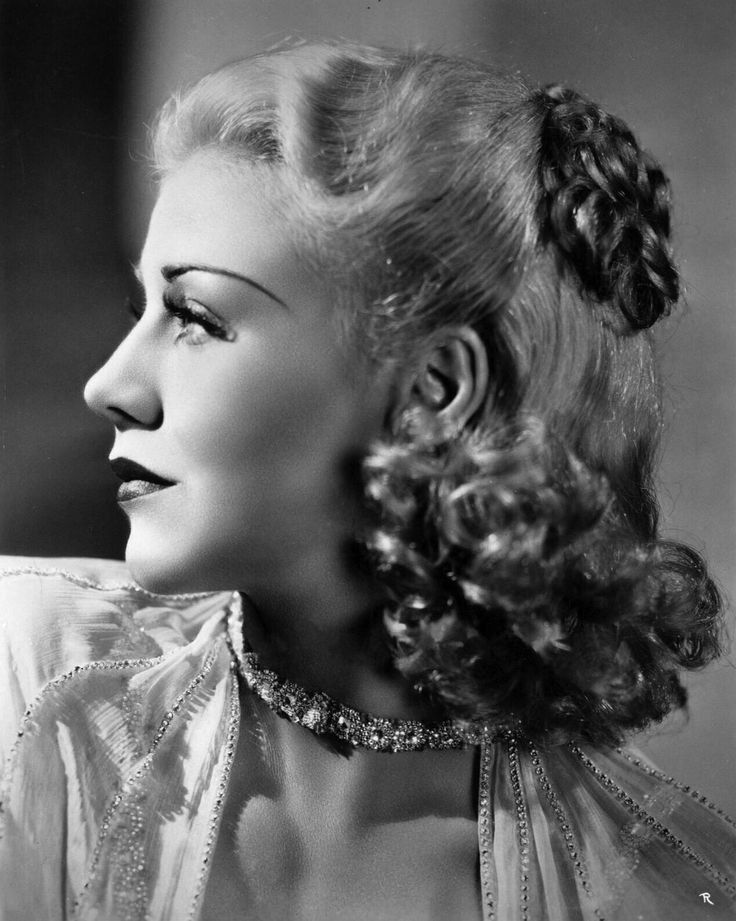 ginger rogers for swing time 1936