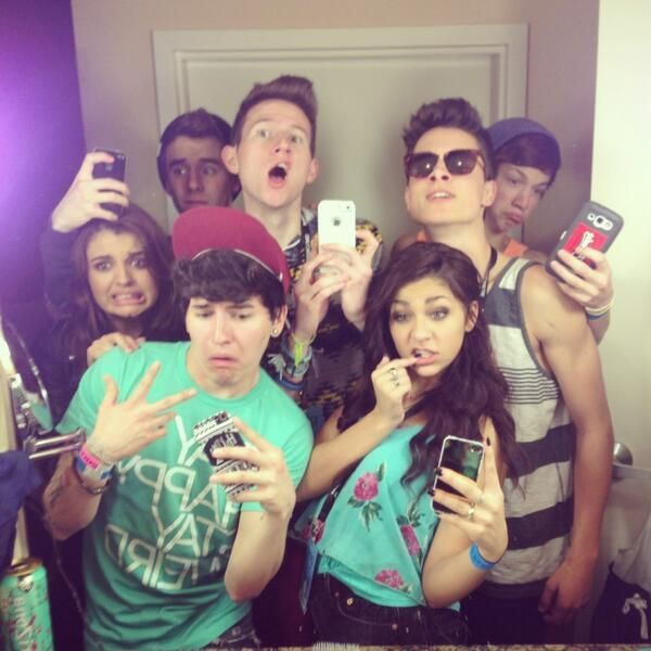 Taylor Caniff And Sam Pottorff Black taylor caniff