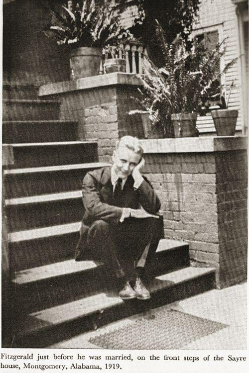 F Scott Fitzgerald, 1919