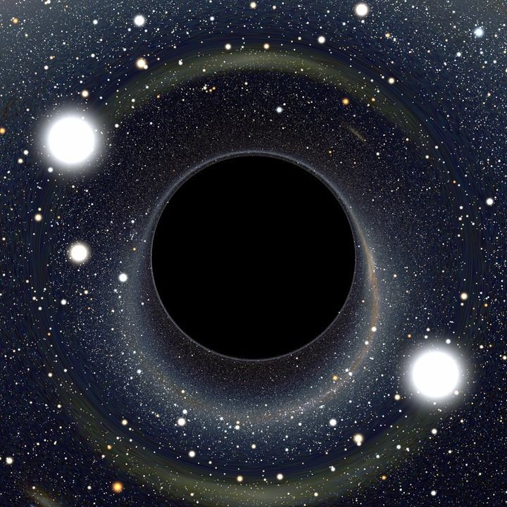 inside a black hole interstellar - photo #7