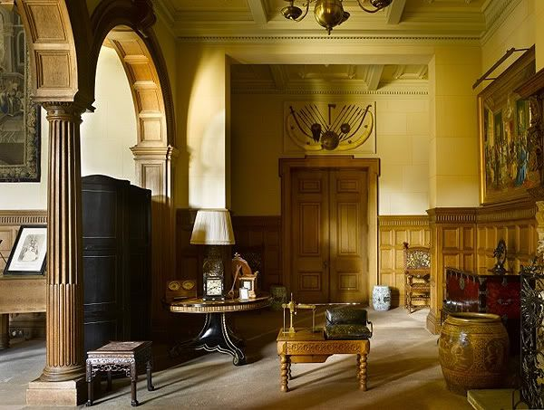 Sandringham Interior Royal Interiors County Norfolk