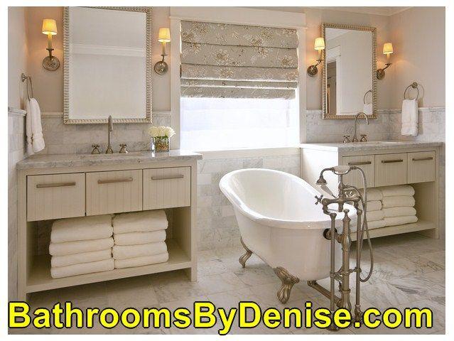 Awesome bathroom vanities pottery barn bathroom ideas for Pottery barn bathroom designs