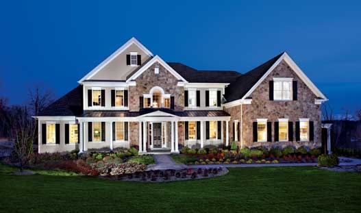 Beautiful Home By Toll Brothers Toll Brothers Pinterest