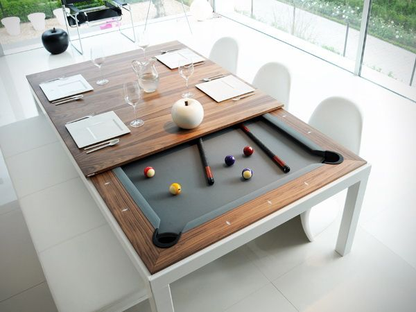 convertible pool table household pinterest. Black Bedroom Furniture Sets. Home Design Ideas