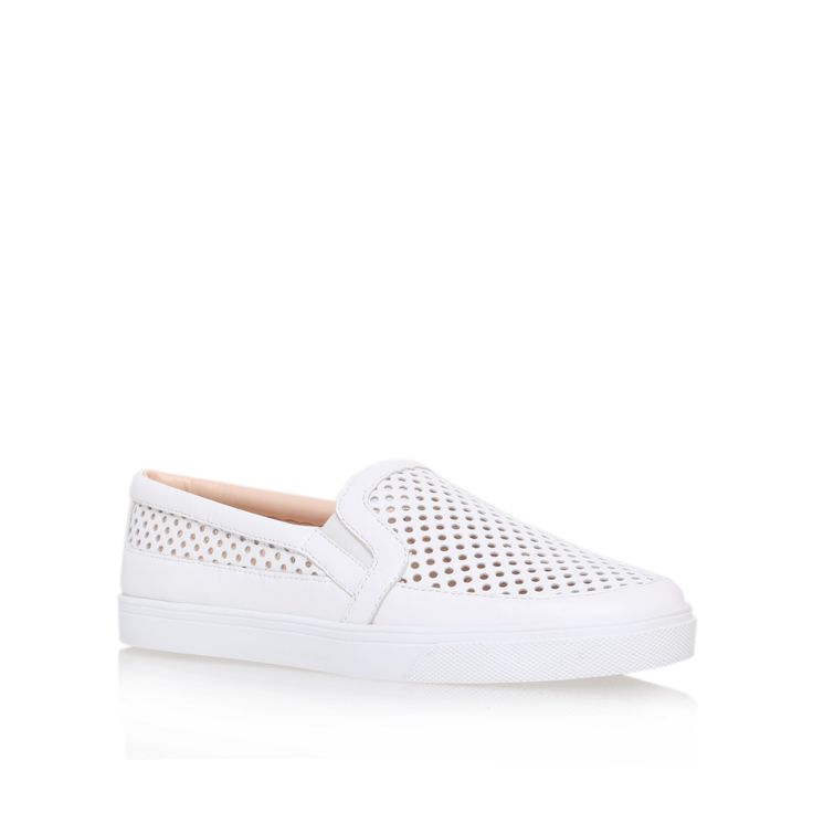 brodie, white shoe by nine west - women shoes trainers