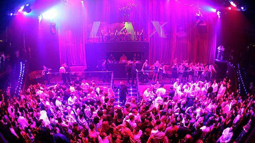 Dance all night at the LAX Nightclub!