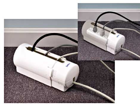 power strip cover baby proofing pinterest. Black Bedroom Furniture Sets. Home Design Ideas