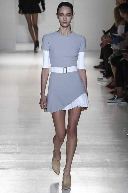 Victoria Beckham Spring 2014 Ready-to-Wear Collection #NYFW
