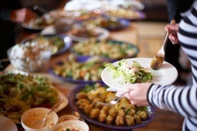 Party Buffet Menu Ideas