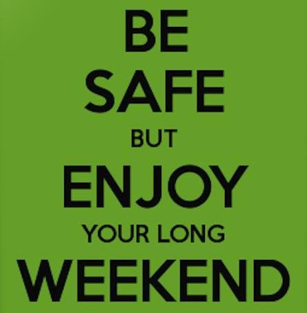 Weekend Quotes Sayings. Enjoy The Long Weekend 445x454