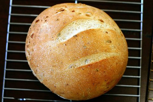 love this Potato Rosemary Bread recipe from SmittenKitchen.com Some ...