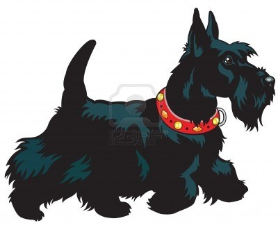 scottie dog graphic | More and more. | Pinterest