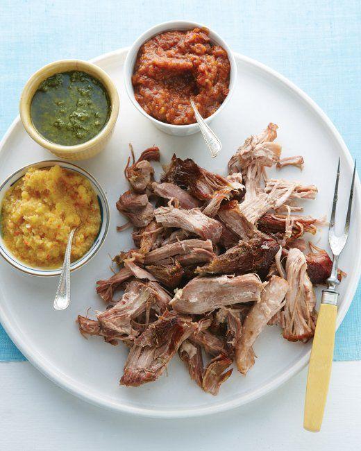 Smoked Pork Shoulder | Recipe