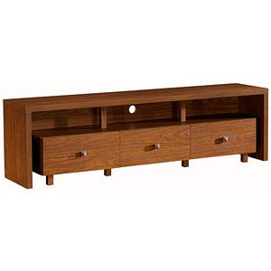 Techni Mobili Palma TV Stand with 3 Drawers, for TVs up to 70