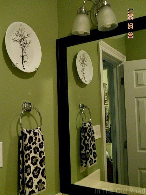 Green bathroom color master bathroom amp vanity ideas