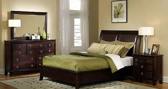 green and brown master bedroom for the home pinterest