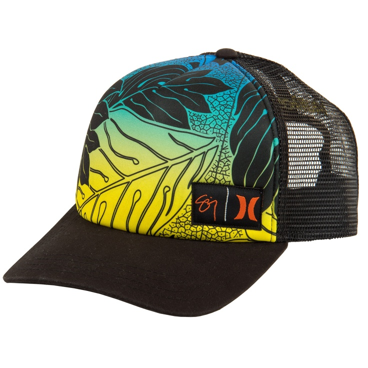 hurley womens sig zane trucker hat surfing and outdoor