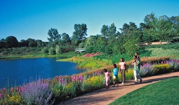 Enjoyillinois com chicago botanic garden
