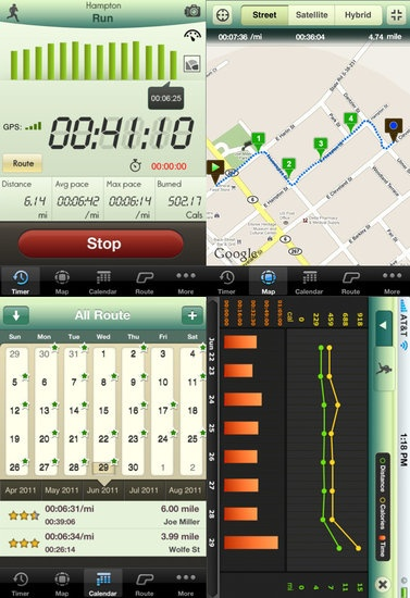 mileage tracker app for iphone
